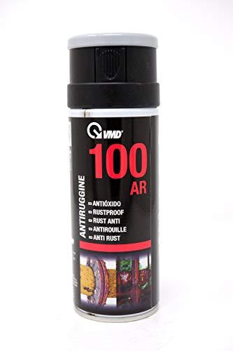 ViD® VMD 100 AR Rostschutzmittel GRAU | 400ml | Rostlöser | wasserfest und beständig | Rostschutz Spray | Rostschutz-Grundierung