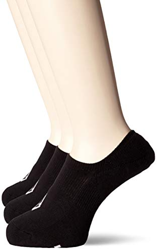 VOLCOM MEN'S STONES NO SHOW SOCK 3PK