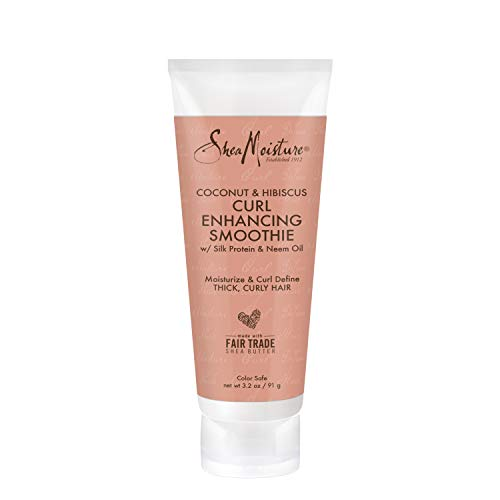 Shea Moisture Coconut and Hibiscus Curl Enhancing Smoothie Laque