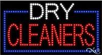 乾燥Cleaners LEDサイン( High Impact、エネルギー効率的な)
