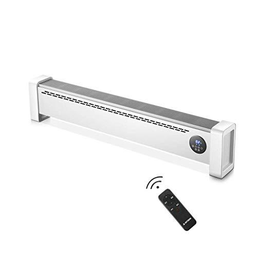 ZLININ Calentador de zócalo de la placa base del calentador del hogar Calefacción Habitación Sala Calentador de calentamiento calentadores de ahorro de energía eléctrica de calefacción Convectores