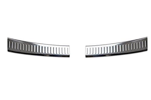 tuning-art 958 Protection de seuil de Coffre pour Mazda CX-5 2012-2014 Acier INOX, 5 Ans Garantie