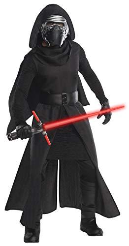 Rubie's officiële mannen Star Wars Kylo Ren kostuum - Grand Heritage Deluxe - Standaard