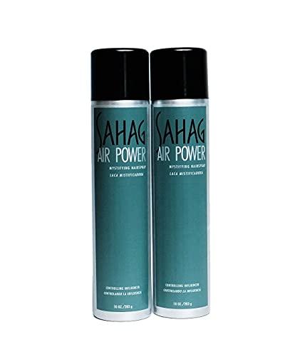 Sahag Air Power Dry Hair Spray (2 Pack)
