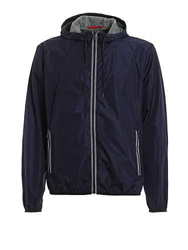 Fay Luxury Fashion Herren NAM12400040PFW2AP3 Blau Polyamid Jacke | Frühling Sommer 20