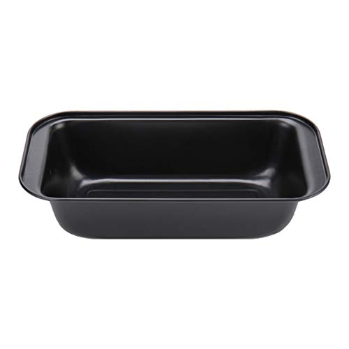 Baking Sheet Toast Mold Box Carbon Rectangular Non-stick Baking Tray Home Baking Tools 250 G Bakeware