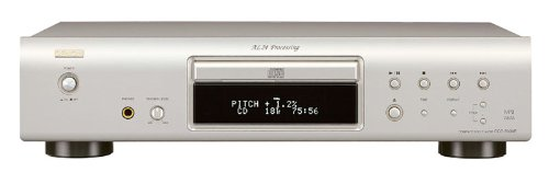 Denon DCD 700 AE CD-Player Silber