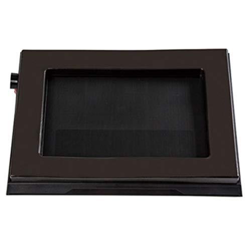 Base de Refrigeración para Portátil, Ventilador PC para 16-17 Pulgadas Gaming Laptop Cooler Cooling Pad, 1 Ventiladores silenciosos y Pantalla LCD, 2 Puertos USB, P018QD ( Size : Ultimate Edition )