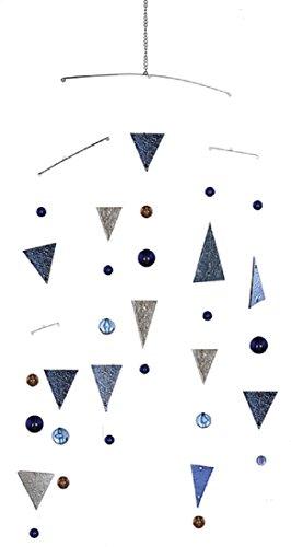 Casablanca Windspel Stages blauw/HL.blauw/grijs 60x90cm