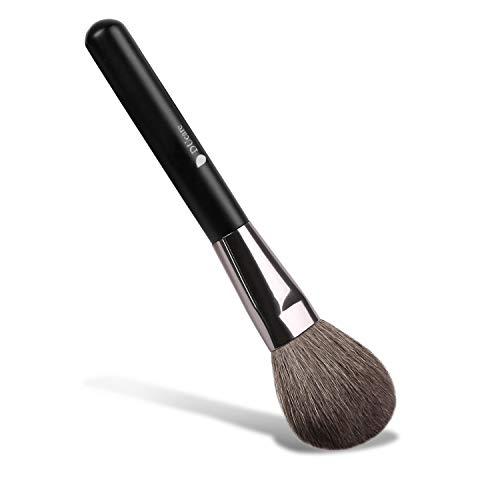 DUcareドゥケア化粧筆山羊毛フェイスブラシパウダー&チークブラシ天然毛をたっぷり使用