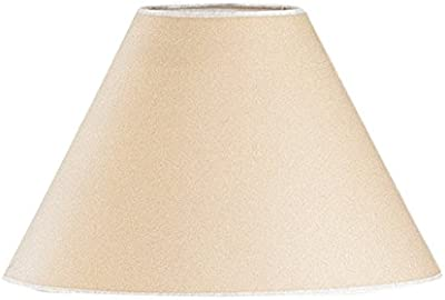 Cal Lighting SH-4200-KF Kraft Paper Shade, Brown