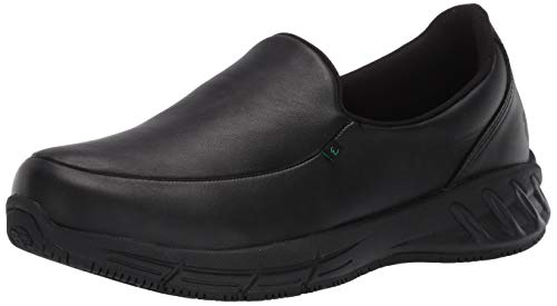 Emeril Lagasse Women's Florida EZ-Fit Food Service Shoe, Black, 9 M US
