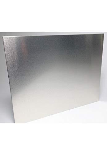 Sonderposten 1+1,5+2+3mm Aluminiumblech eins. Folie (1mm Alu 500x1000mm)
