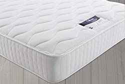ECO COMFORT FIBRES : Sustainable and breathable for a refreshing sleep night's sleep that doesn't cost the earth TAILORED SUPPORT : The Mirapocket layer uses 1000 pocket springs to individually respond to movement and deliver individual tailored supp...