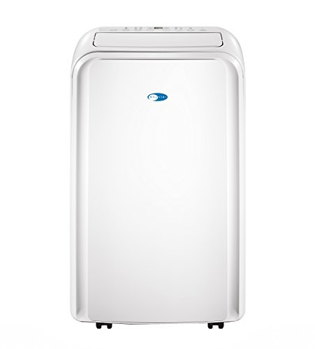 Whynter ARC-126MD 12,000 BTU Dual Hose Portable Air Conditioner, Dehumidifier, Fan with 3M and SilverShield Filter plus Storage bag for Rooms up to 450 sq ft, Multi