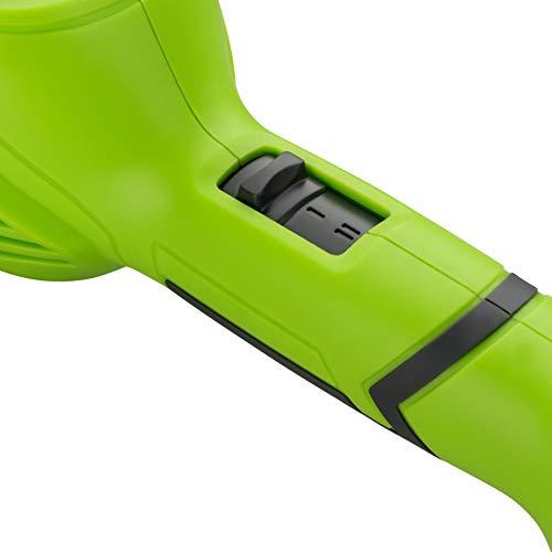 KINZO Premium 3in1 Unkrautbrenner   Grillanzünder   Heißluftfön - 6