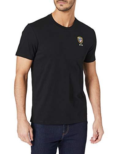Blauer T-Shirt Manica Corta Camiseta para Hombre