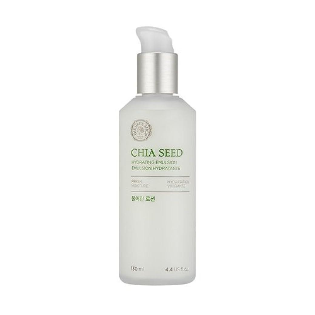 明確に好ましい寝てるTHE FACE SHOP Chia Seed Hydrating Emulsion 130ml/ザフェイスショップ チアシード ハイドレイティング エマルジョン 130ml