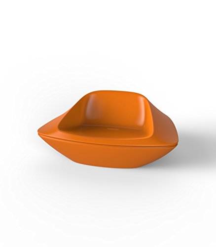 Sessel UFO – Orange, matt