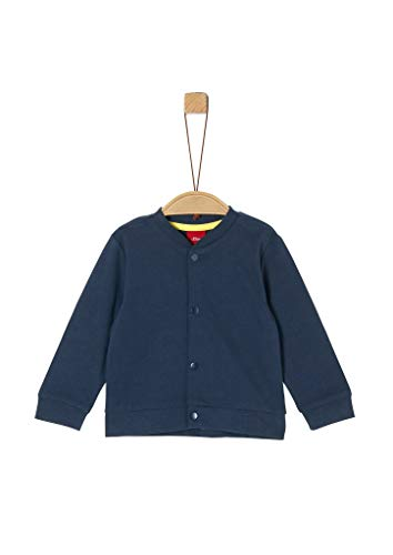s.Oliver Junior Baby-Jungen 405.12.006.14.150.2040784 Strickjacke, 5798, 68