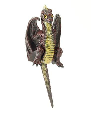 Medieval Dragon Shoulder Sitter Prop