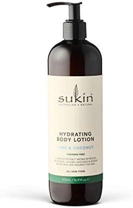 Sukin Hydrating Body Lotion, 16.9 Fl. Oz.