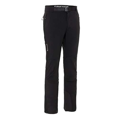Grifone Estanys, Pantalón de Montaña para Hombre Black XL