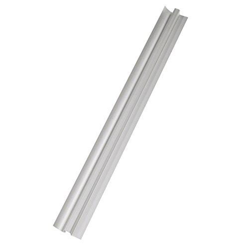 Mako # Andrückprofil # Die praktische Ergänzung zur Schneidekante # 55 cm # Stabiles Aluminiumprofil