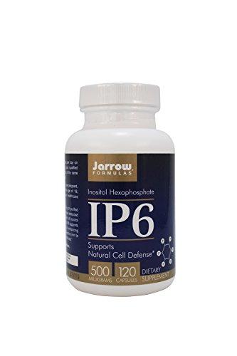 Jarrow Formulas: IP6 Inositol Hexophosphate, 120 caps
