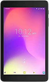 "Alcatel 3T 8"" Tablet (T-Mobile) Model 9027W 16 GB Bl"
