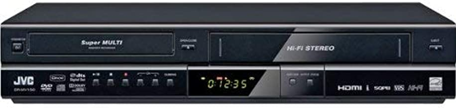 JVC DRMV150 DVD Video Recorder VHS Hi-Fi Stereo (Renewed)