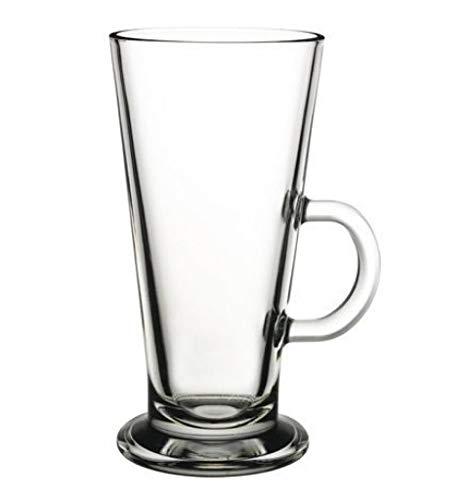 Pasabahce Colombian 55153 - Juego de 6 vasos de vidrio endurecido para...