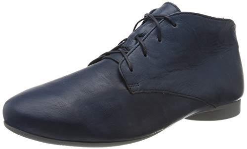 Think! Damen 686274_Guad Desert Boots, Blau (Indigo 89), 41 EU