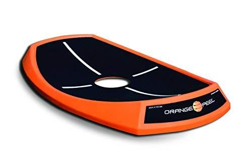 Orange Whip Orange Peel Balance Trainer Aid for Improved Golf Balance – One Size