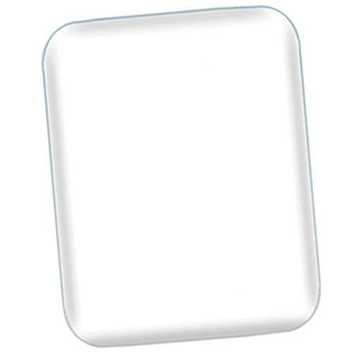 IPOTCH Protector de Pantalla Ultradelgado Películas Protectoras de Vidrio Templado Cubierta de Cuerpo Completo Hecha de Vidrio Templado para IWatch 38 Mm / 4 - Transparente 44mm