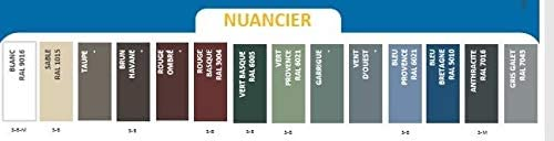 V33 Wood Paint Climbing Extreme Satin Basque Red 0 5 L 2 L Amazon Co Uk Diy Tools