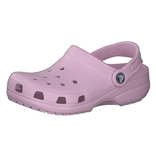 Crocs Classic Clog K, Unisex-Bambini, Ballerina Pink, 28/29 EU
