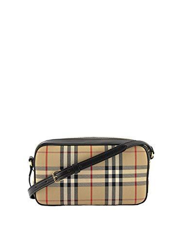 Burberry Bolsa de lona con diseño vintage de Check