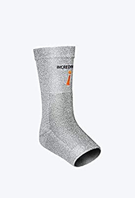 Incrediwear Ankle Sleeve, Grey, S/M