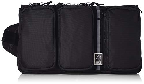 [クローム] ボディバッグ Link Sling (現行モデル) 9L MXD Collection 撥水 BLACK BALLISTIC