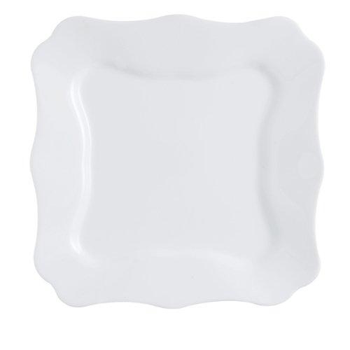 Luminarc 9224963 Authentic Lot De 6 Assiettes De Présentation Blanc 30,5 Cm