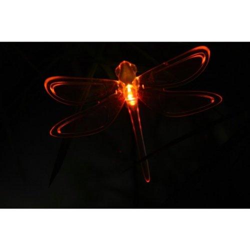 Watt & Home 401 122 Libellule solaire lumineuse