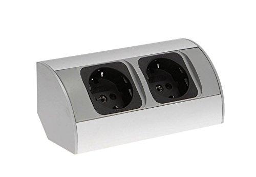 Unbekannt Möbel Steckdosen Küchen Schalter Steckdose unterbausteckdose aufbausteckdose USB (Steckdosen AE1303)