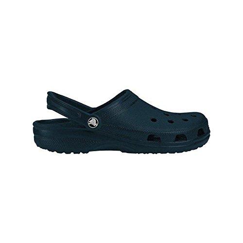 Crocs de Classic Aka cayman10001Hombre/Mujer Zuecos, color Azul, talla 45/46 EU