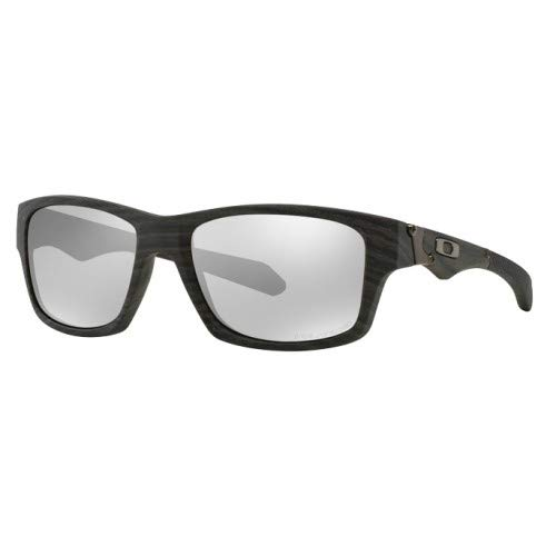 Oakley Jupiter Radiation Safety X-Ray Imaging Glasses - 0.75mm Lead Glass (Woodgrain, 0.75mm Lead Glass with Anti-Reflective Coating)