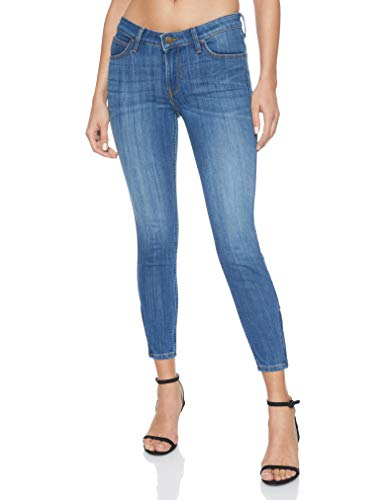 Lee Scarlett Cropped Jeans para Mujer