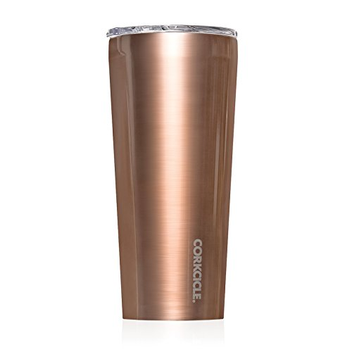 Corkcicle Tumbler Thermosflasche Edelstahl Flasche/Thermos 24 oz New Electroplate Copper