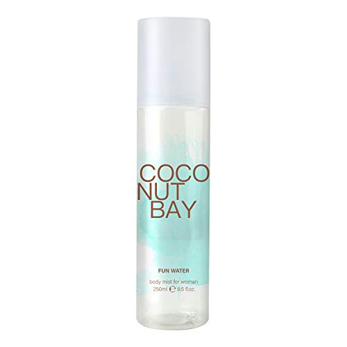 Fun Water - Coconut Bay Eau parfumée pour le corps, 250ml