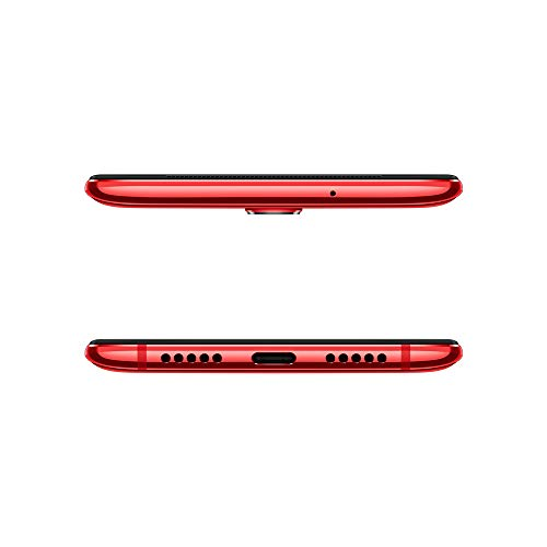 OnePlus 7 (Red, 8GB RAM, Optic AMOLED Display, 256GB Storage, 3700mAH Battery)