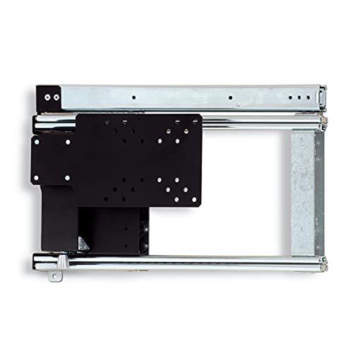 Lippert 12538/35A2/01/032 12538 Series - Soporte Lateral para TV LCD, Color Negro